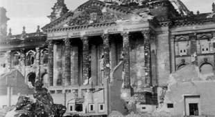 Reichstag end of WW2